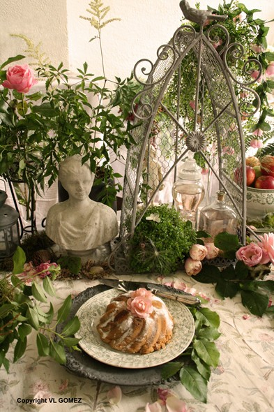 D coration mariage jardin anglais for Arbustes pour jardin anglais