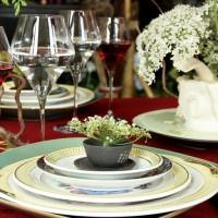D coration table pour mariage erika vauquelin - Suspension florale exterieure ...